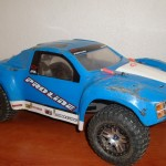 Traxxas Slash 4x4 - carroceria